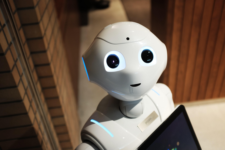 robot de la atención al cliente de la generación z de crescendo blog